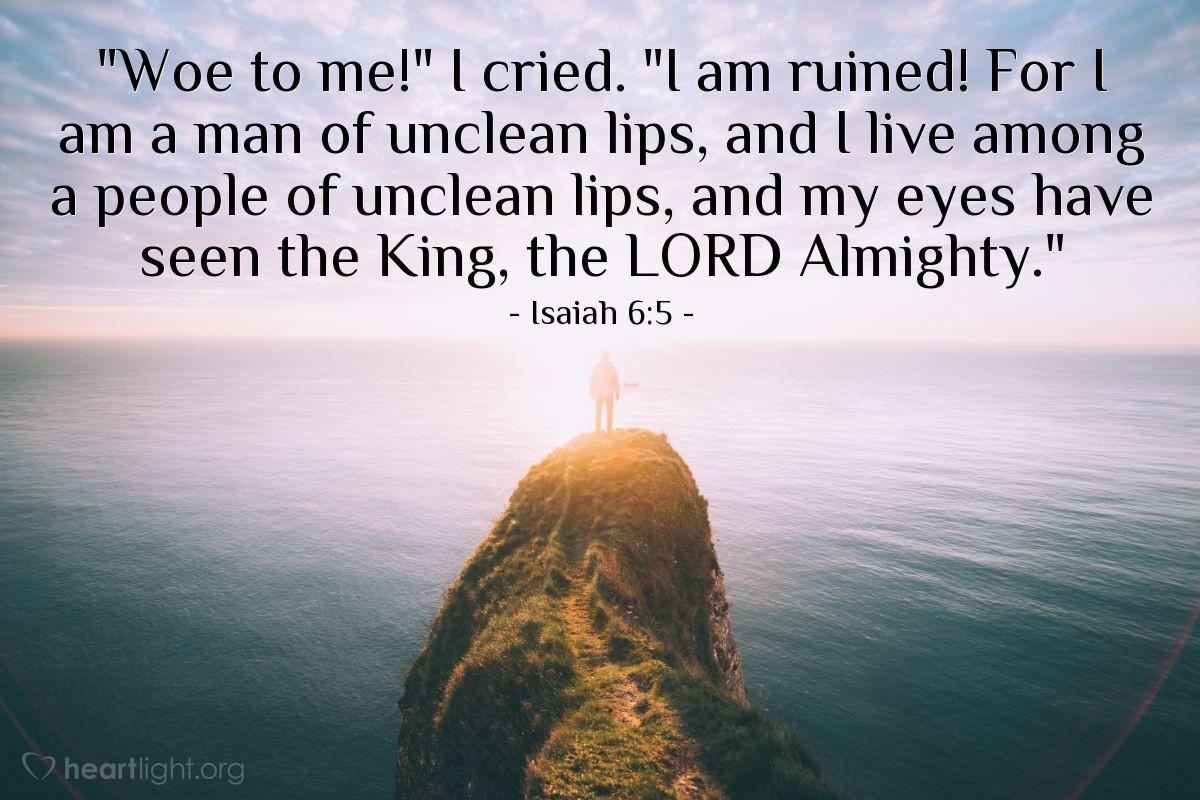 Afraid, Forgiven, Sent