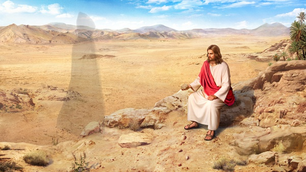 Encounters with Jesus… The devil