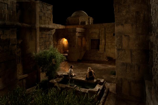 Encounters with Jesus… Nicodemus