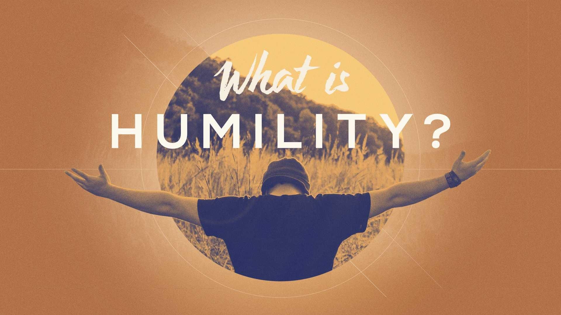 Triumphant Humility