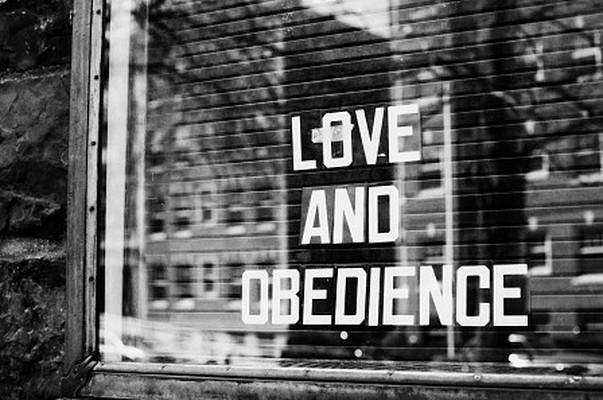 Love in Obedience